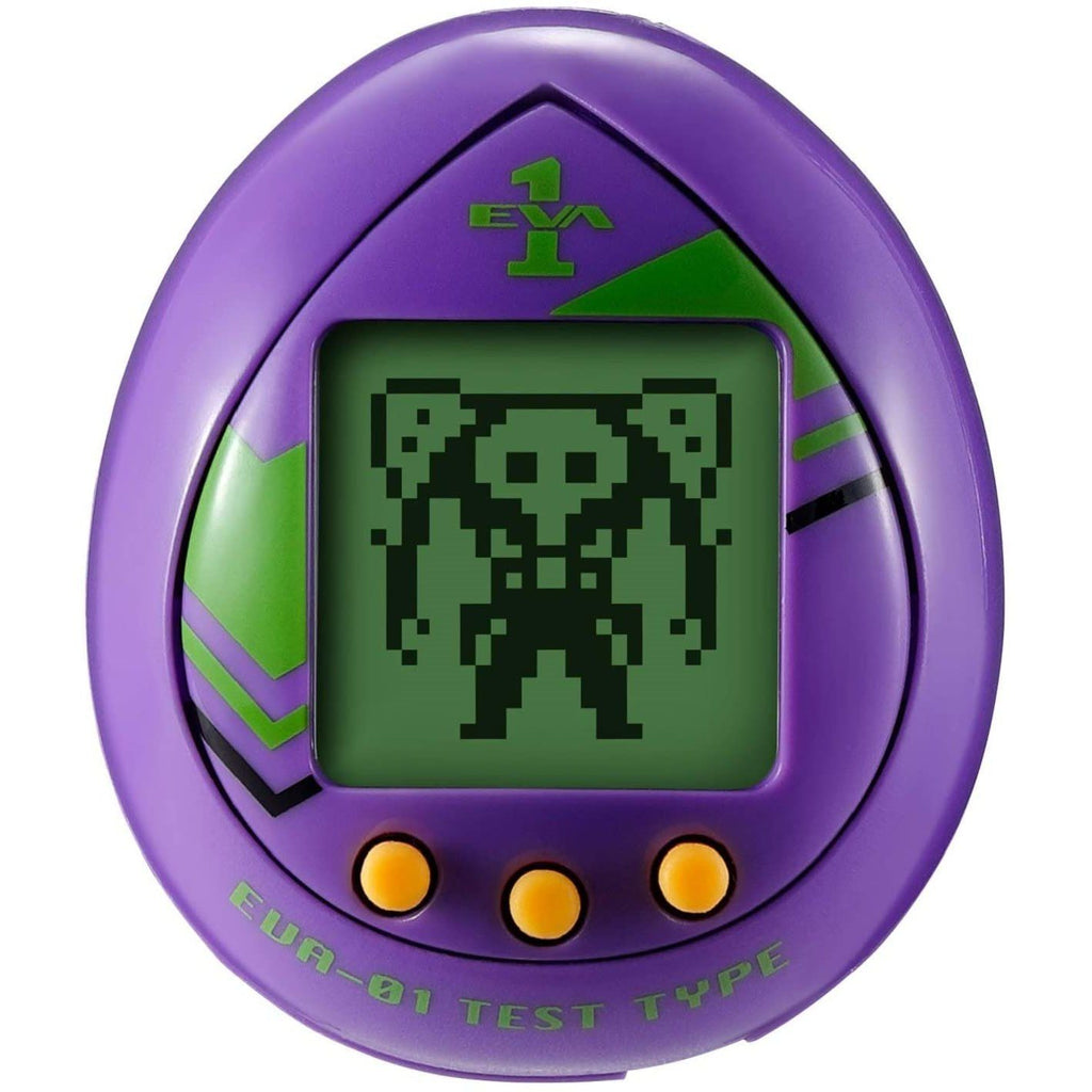 Bandai Tamagotchi Evangelion Evatchi Shinji EVA-01 Virtual Pet Device (March 2021 PRE-ORDER)