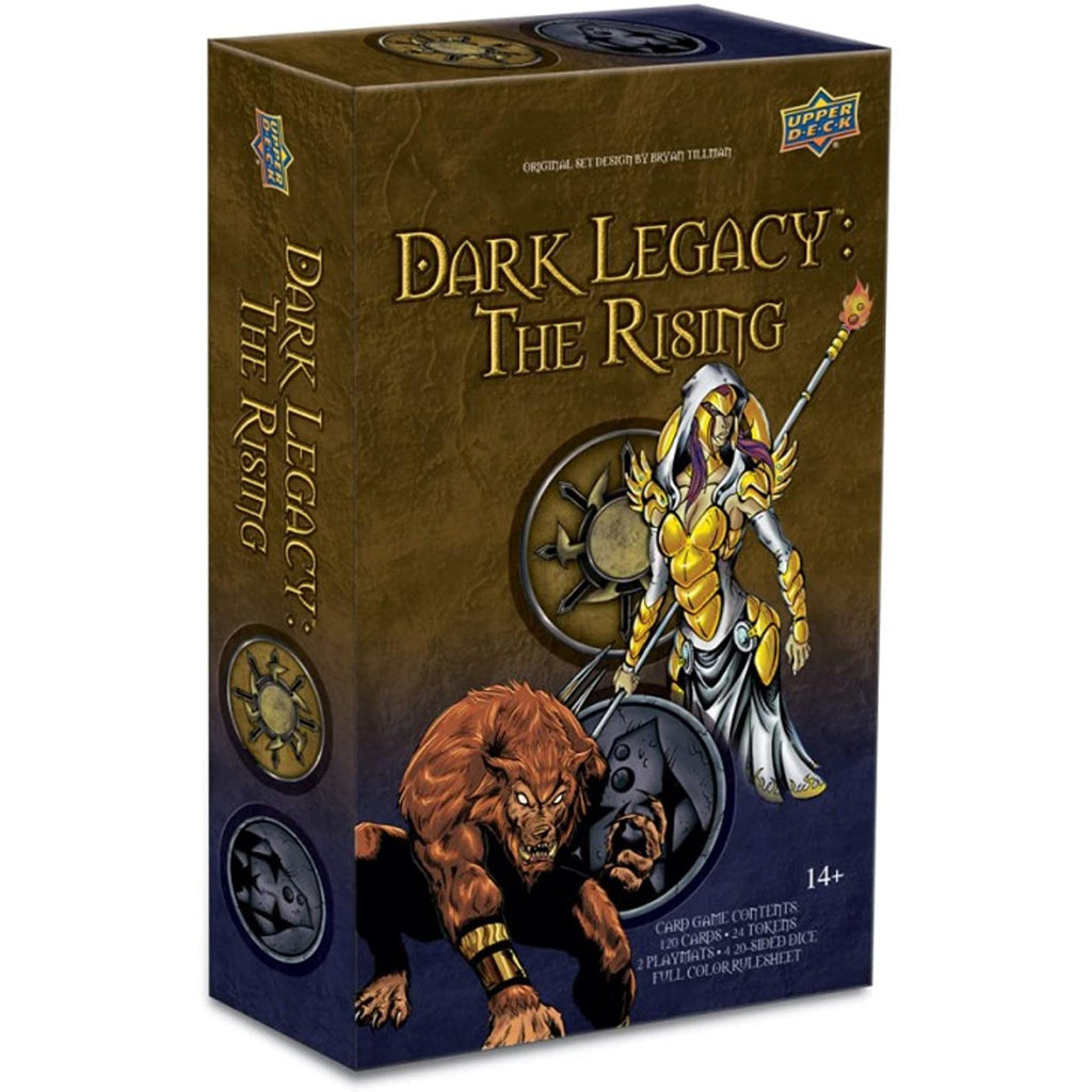 Upper Deck Dark Legacy: The Rising - Darkness Vs Divine Starter Set