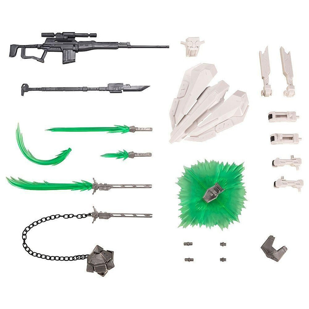 Kotobukiya FG067 Frame Arms Girl Weapon Set 2 SP Color Green Model Kit