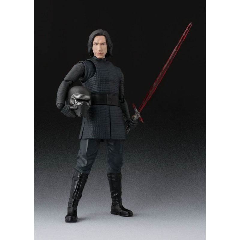 Bandai SH Figuarts Star Wars Kylo Ren Praetorian Guard BB-8 Bundle Action Figure