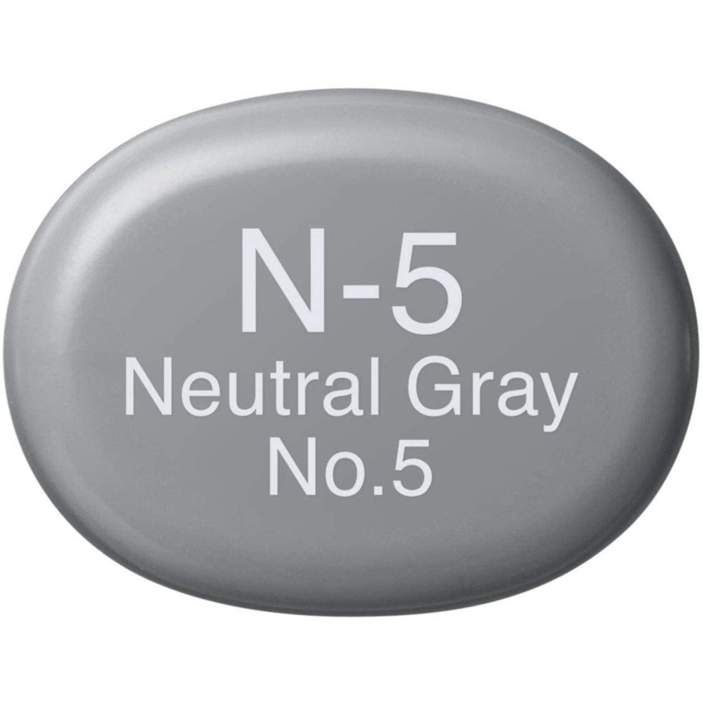 Copic Sketch Marker Grays, Neutral Gray N5