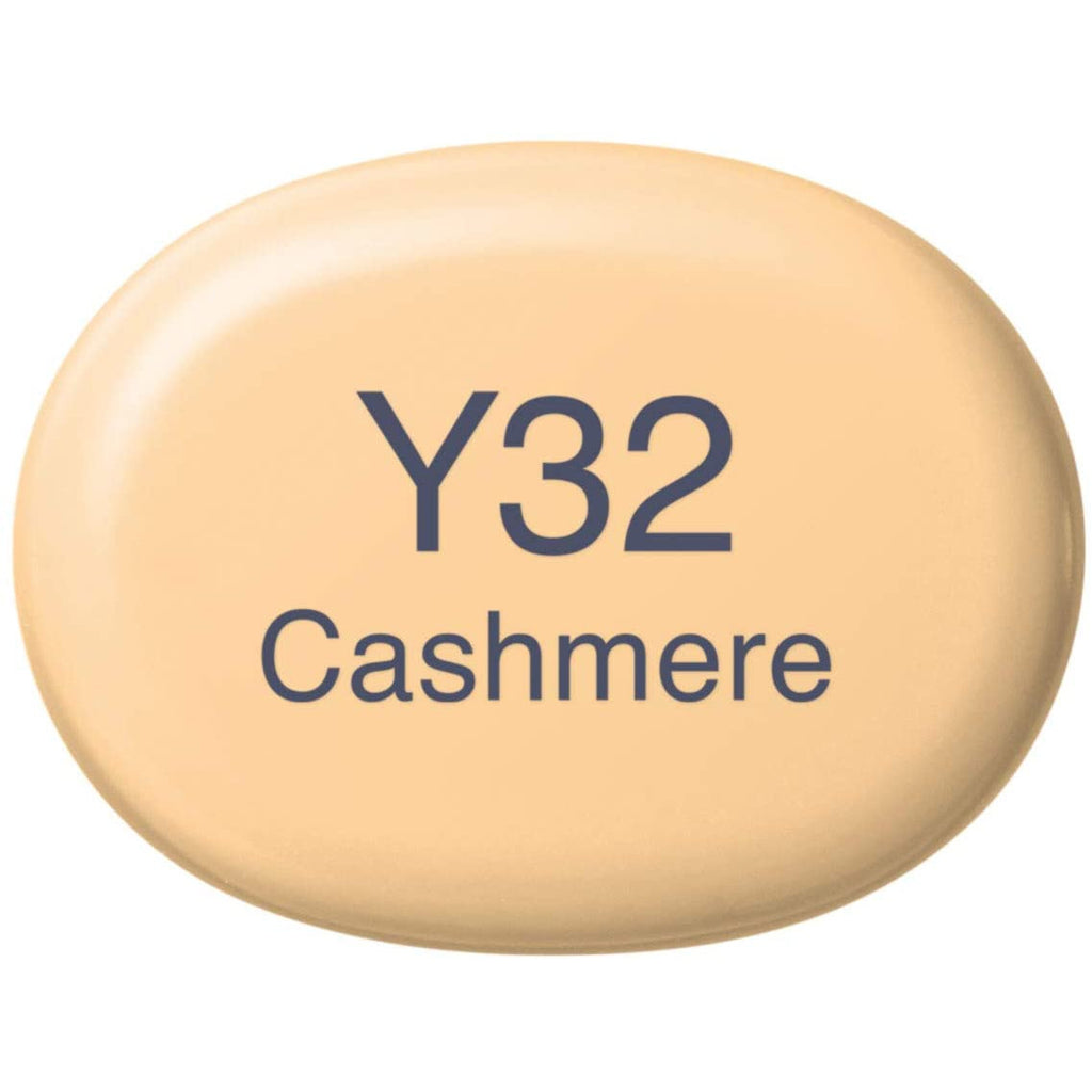 Copic Sketch Marker Yellows, Cashmere Y32