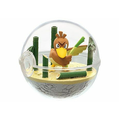 Re-Ment Pokemon Terrarium Collection Series 7 Complete Full Box Set 6 Pcs