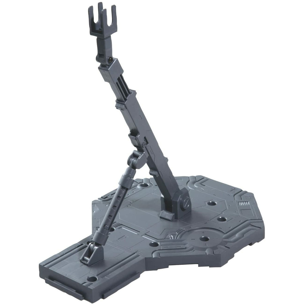 Bandai Hobby Gundam Action Base 1 MG 1/100 Scale Gray Display Stand