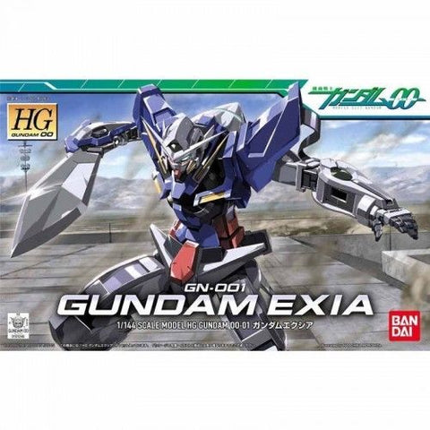 Bandai Hobby Gundam 00 EXIA HG 1/144 Model Kit