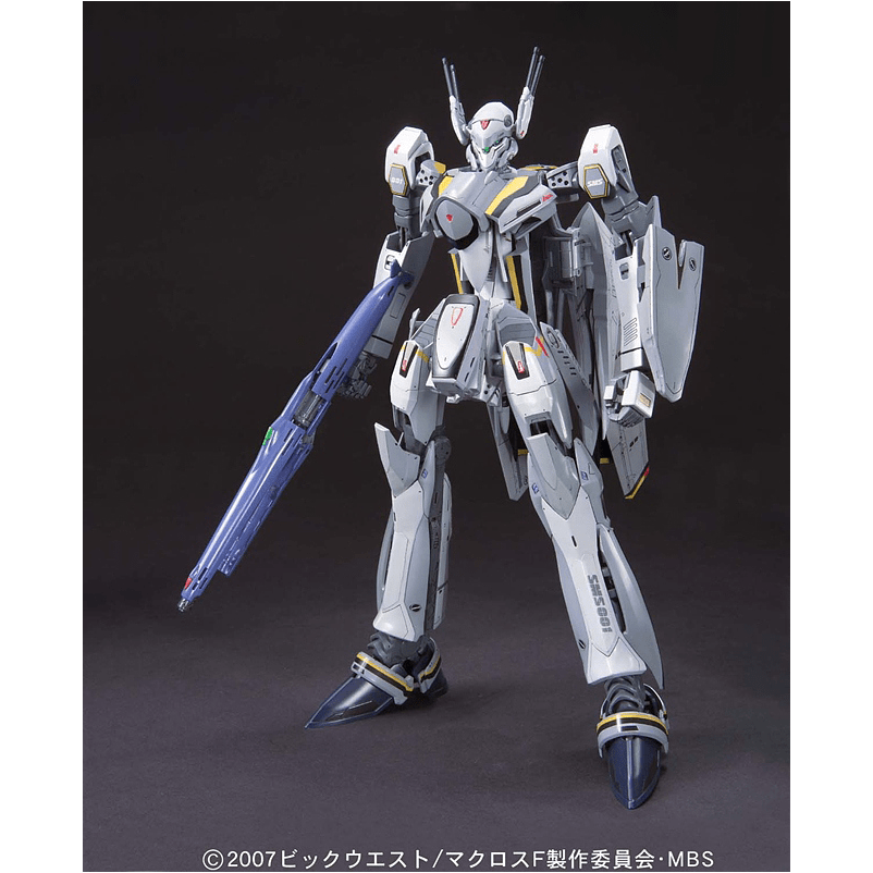 Bandai Macross VF-25S Messiah Valkyrie Ozma Custom 1/72 Scale Model Kit