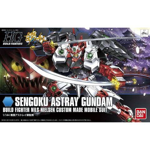 Bandai Hobby Gundam Build Fighters HGBF Sengoku Astray HG 1/144 Model Kit