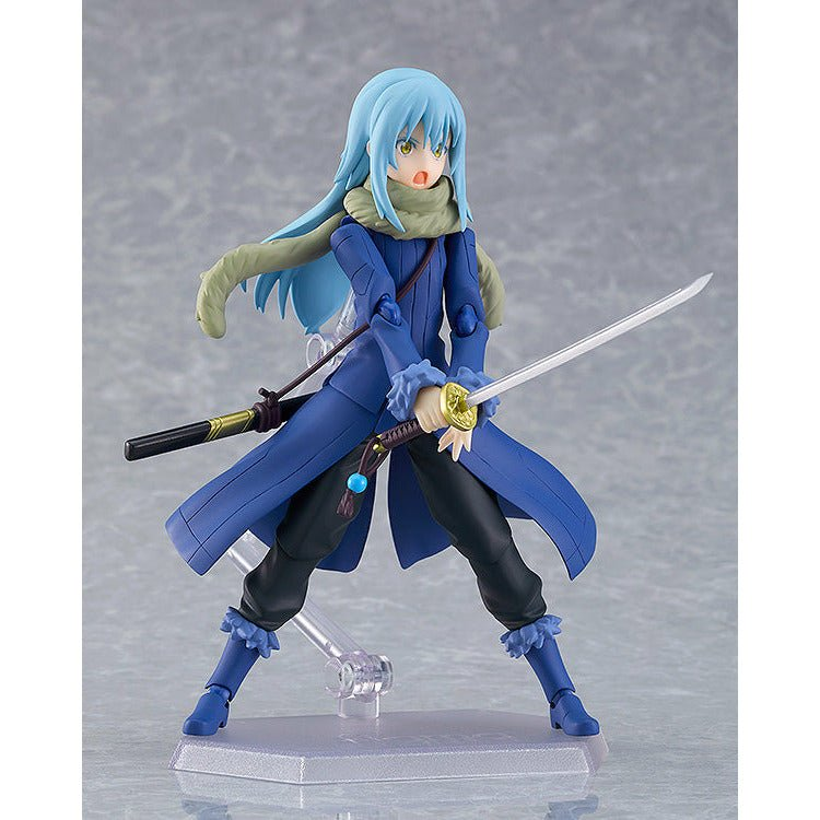 (PRE-ORDER Expected October 2021) Max Factory That Time I Got Reincarnated as a Slime Rimuru Figma Figure Statue