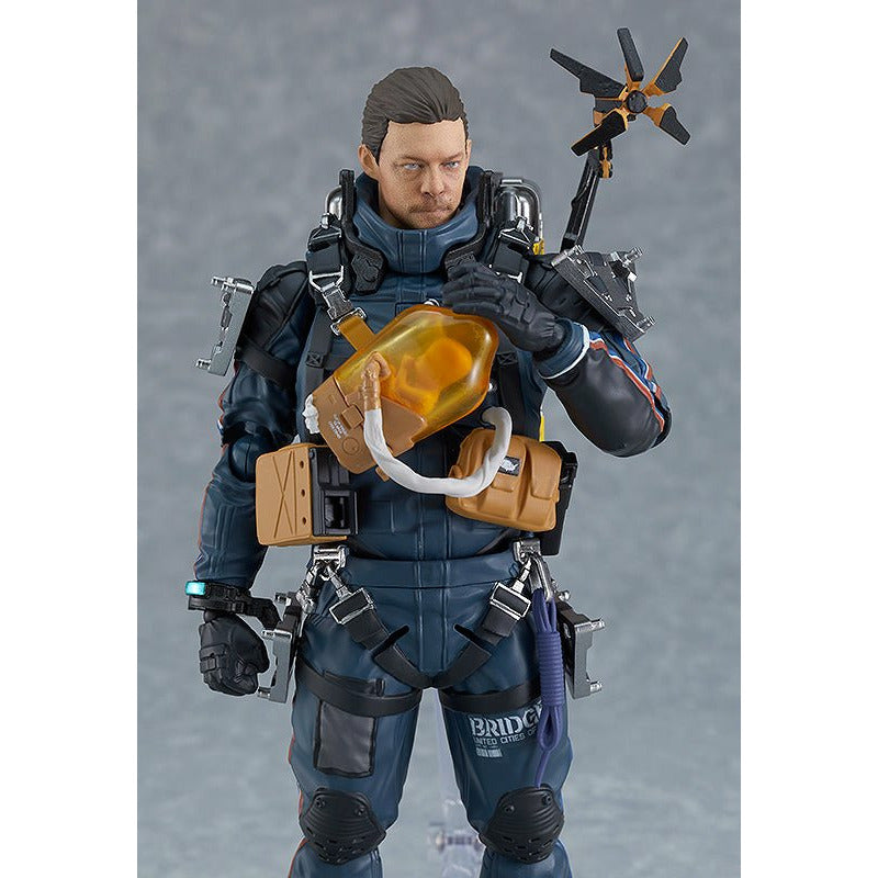 (PRE-ORDER Expected December 2021) Max Factory Death Stranding Sam Porter Bridges Figma Figure Statue