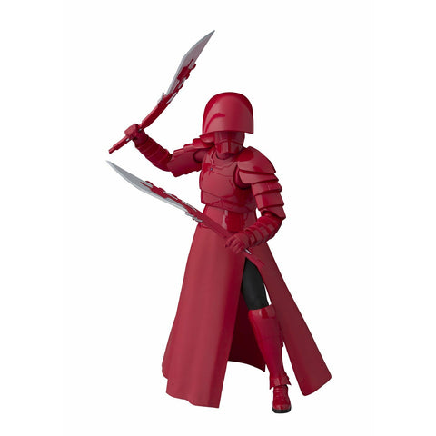 Bandai SH Figuarts Star Wars The Last Jedi Elite Praetorian Guard Action Figure