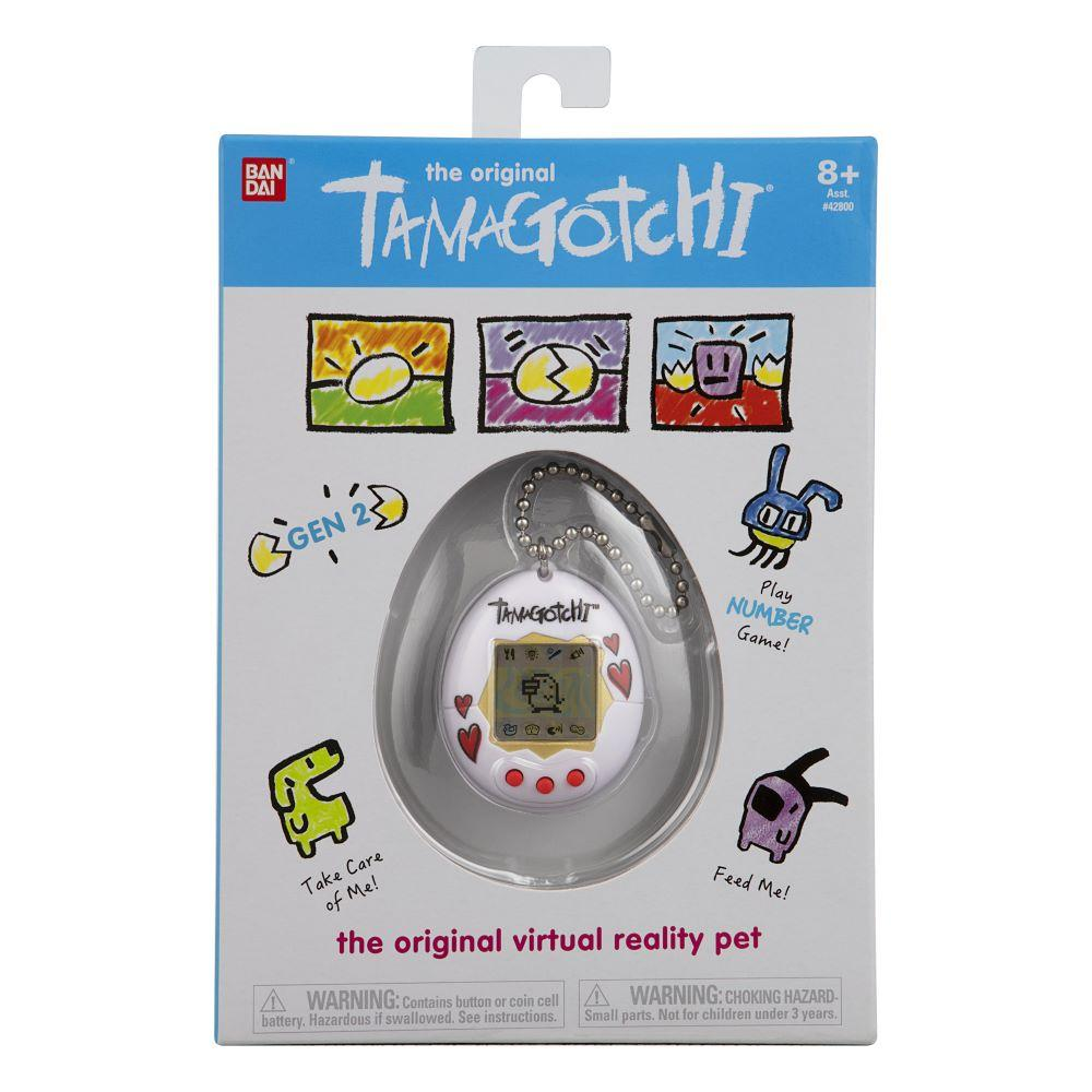 Bandai Tamagotchi Original Hearts Virtual Pet Device (September 2020 Pre-order)