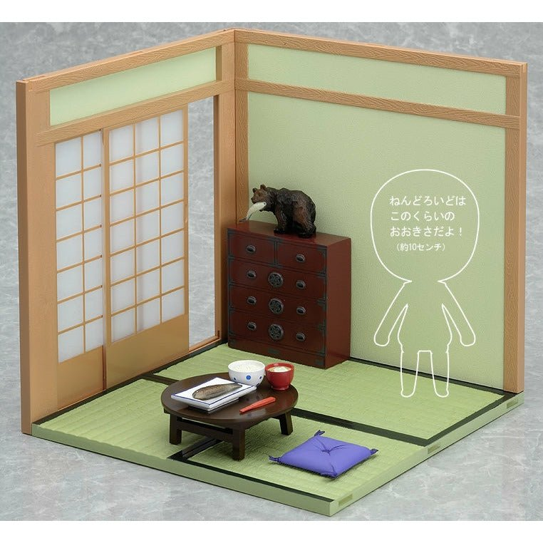 (PRE-ORDER: January 2022) Phat! Playset No. 2: Japanese Life Set A - Dining Set (3rd Re-Run) Figure Statue