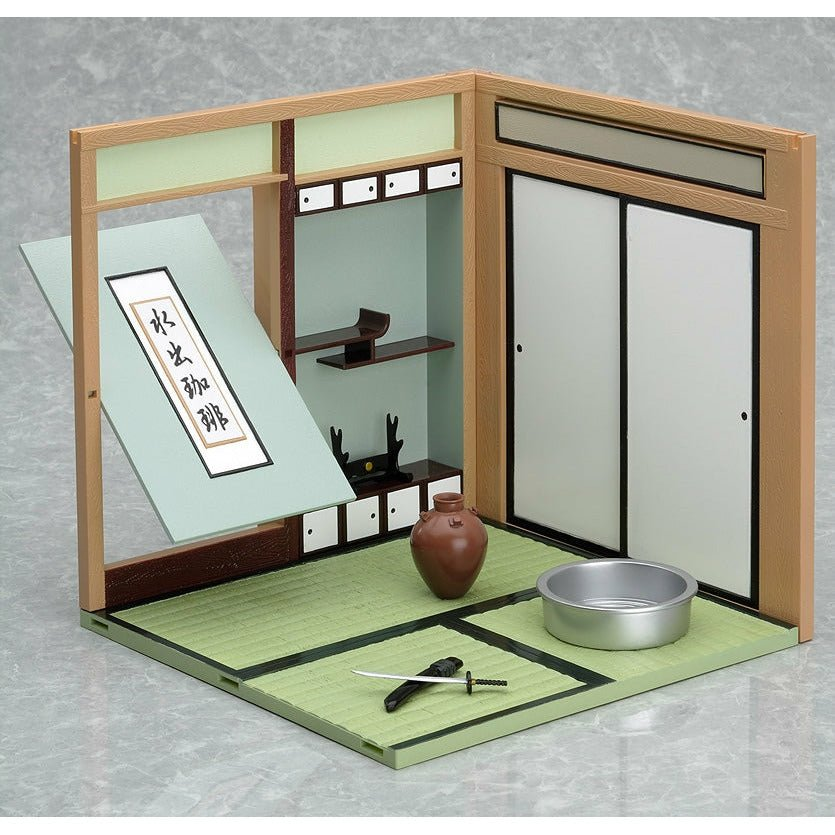 (PRE-ORDER: January 2022) Phat! Playset No. 2: Japanese Life Set B - Guestroom Set (3rd Re-Run) Figure Statue