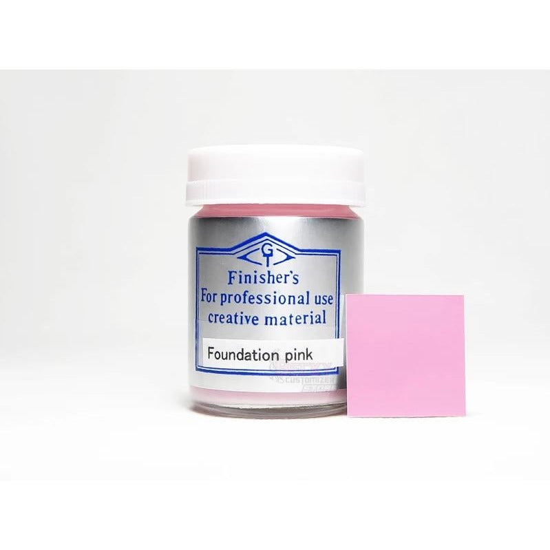 Finisher's FI002 Surfacer Base Foundation Pink 20ml Lacquer Paint Bottle
