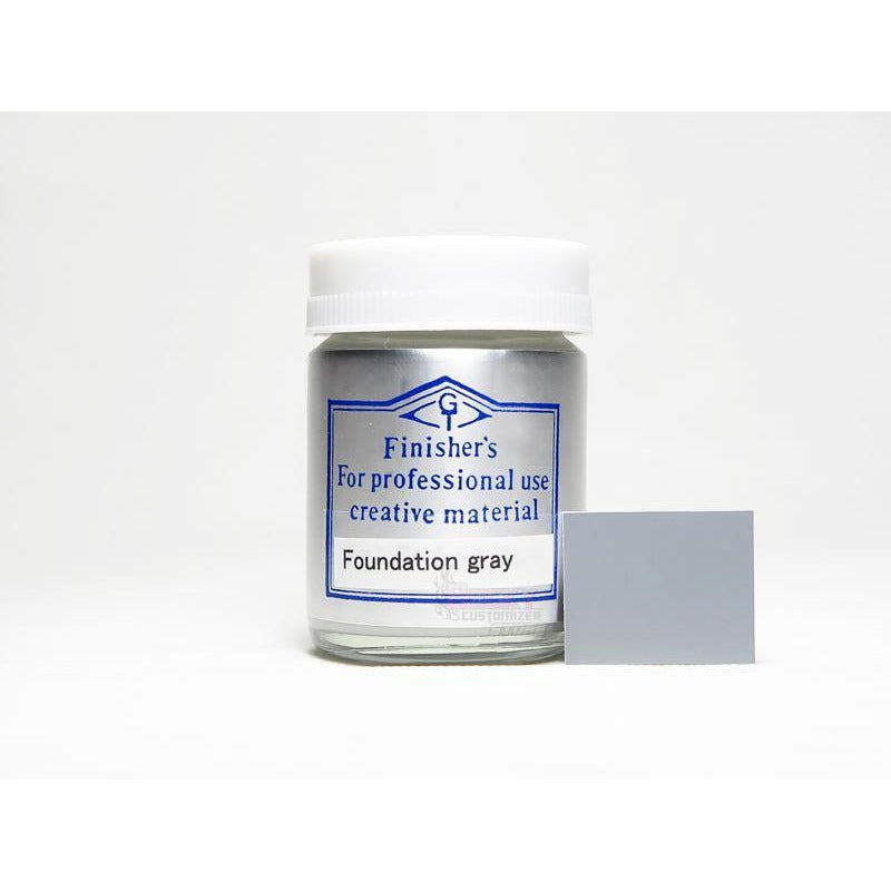 Finisher's FI005 Surfacer Base Foundation Gray Grey 20ml Lacquer Paint Bottle