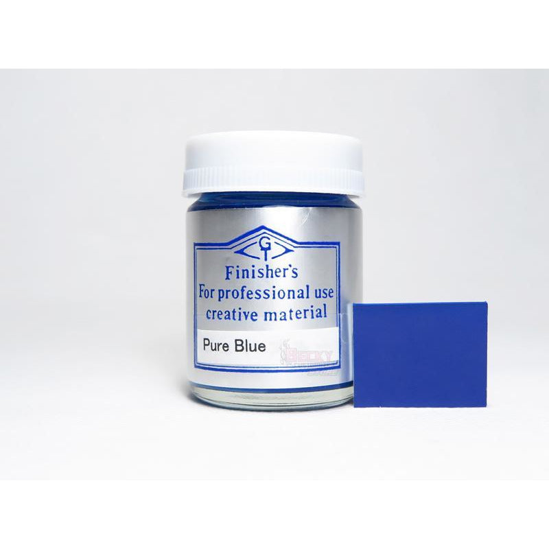 Finisher's FI009 Pure Blue 20ml Lacquer Paint Bottle