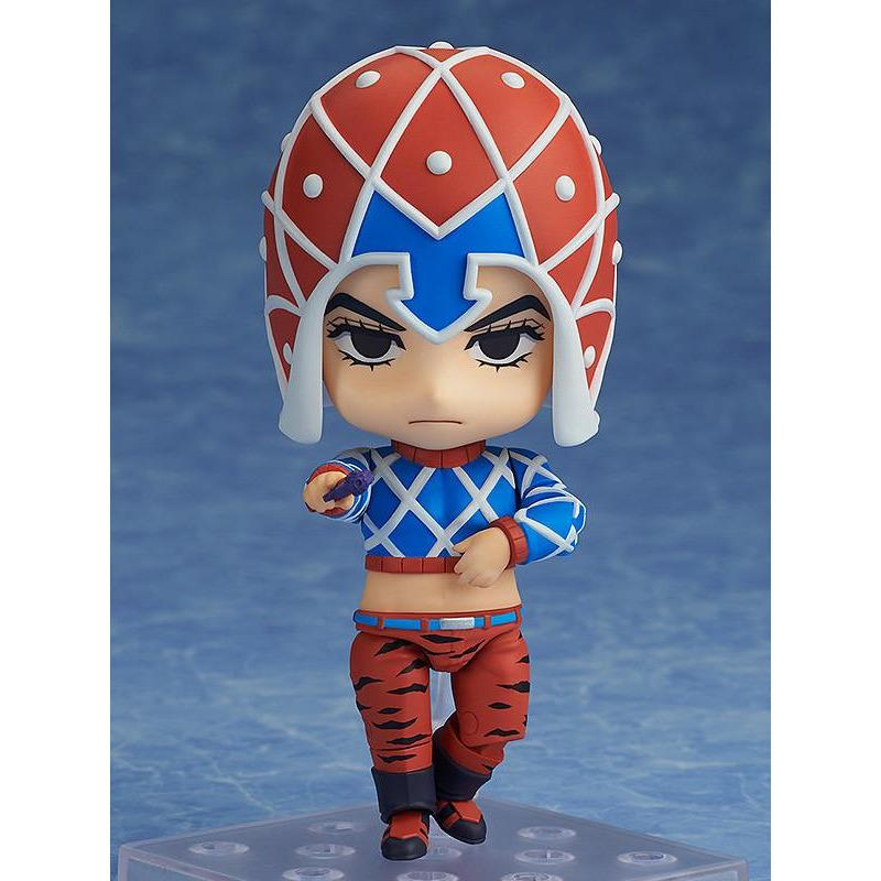 Medicos Good Smile Jojo's Bizarre Adventure Guido Mista Nendoroid Action Figure (December 2020 PRE-ORDER)