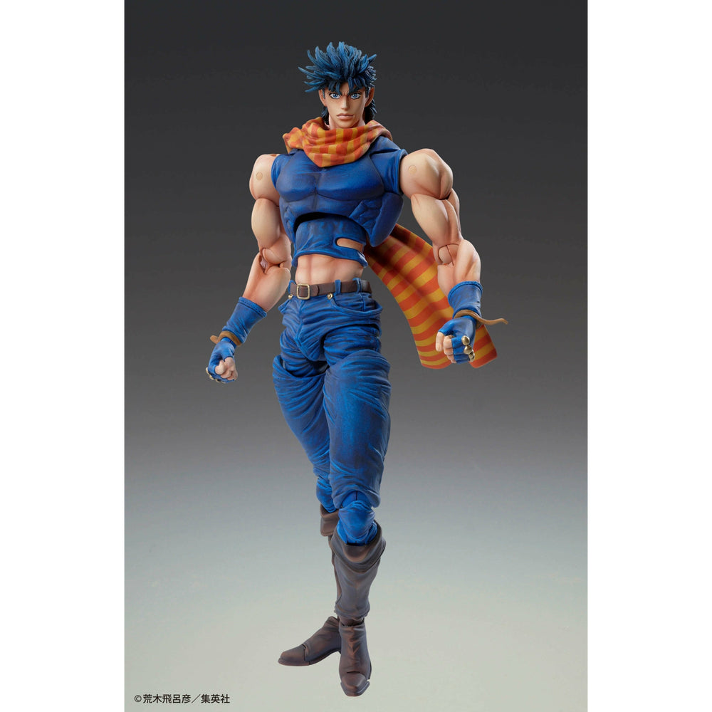 (PRE-ORDER: September 2021) Medicos Jojo's Bizarre Adventure Part 2 Battle Tendency Chozo Kado Joseph Joestar Figure