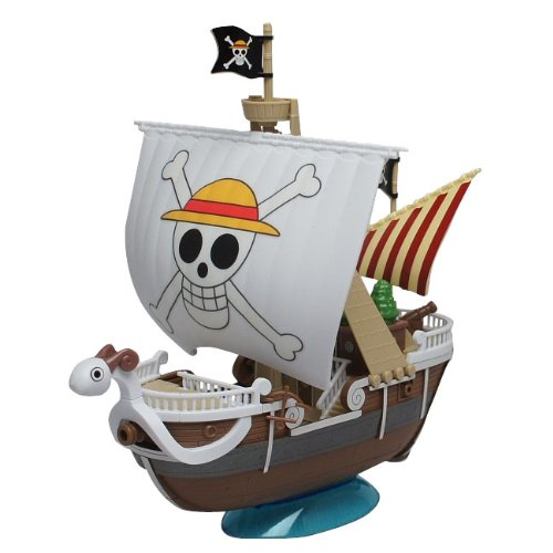 Bandai Hobby One Piece Going Merry Grand Ship Collection Plastic Model Kit