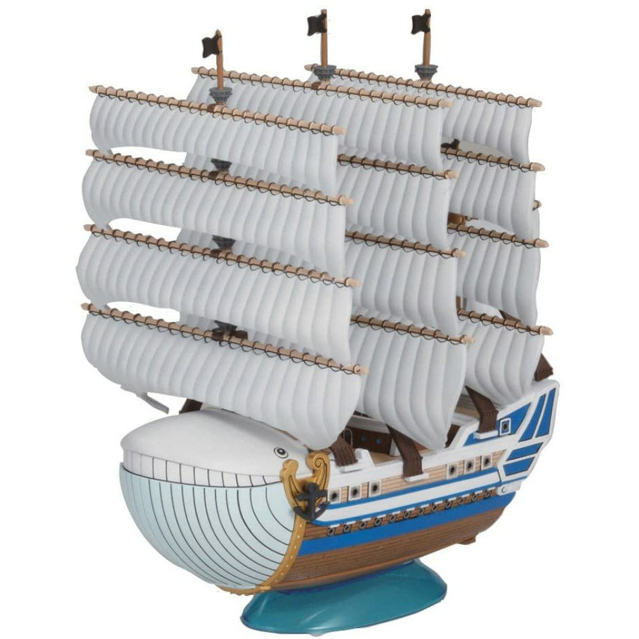 Bandai Hobby One Piece Grand Ship Collection White Beard Moby Dick Model Kit