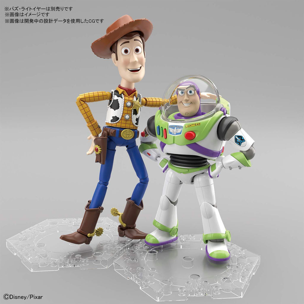 Bandai Hobby Cinema-Rise Toy Story Woody Figure Model Kit | Galactic Toys & Collectibles