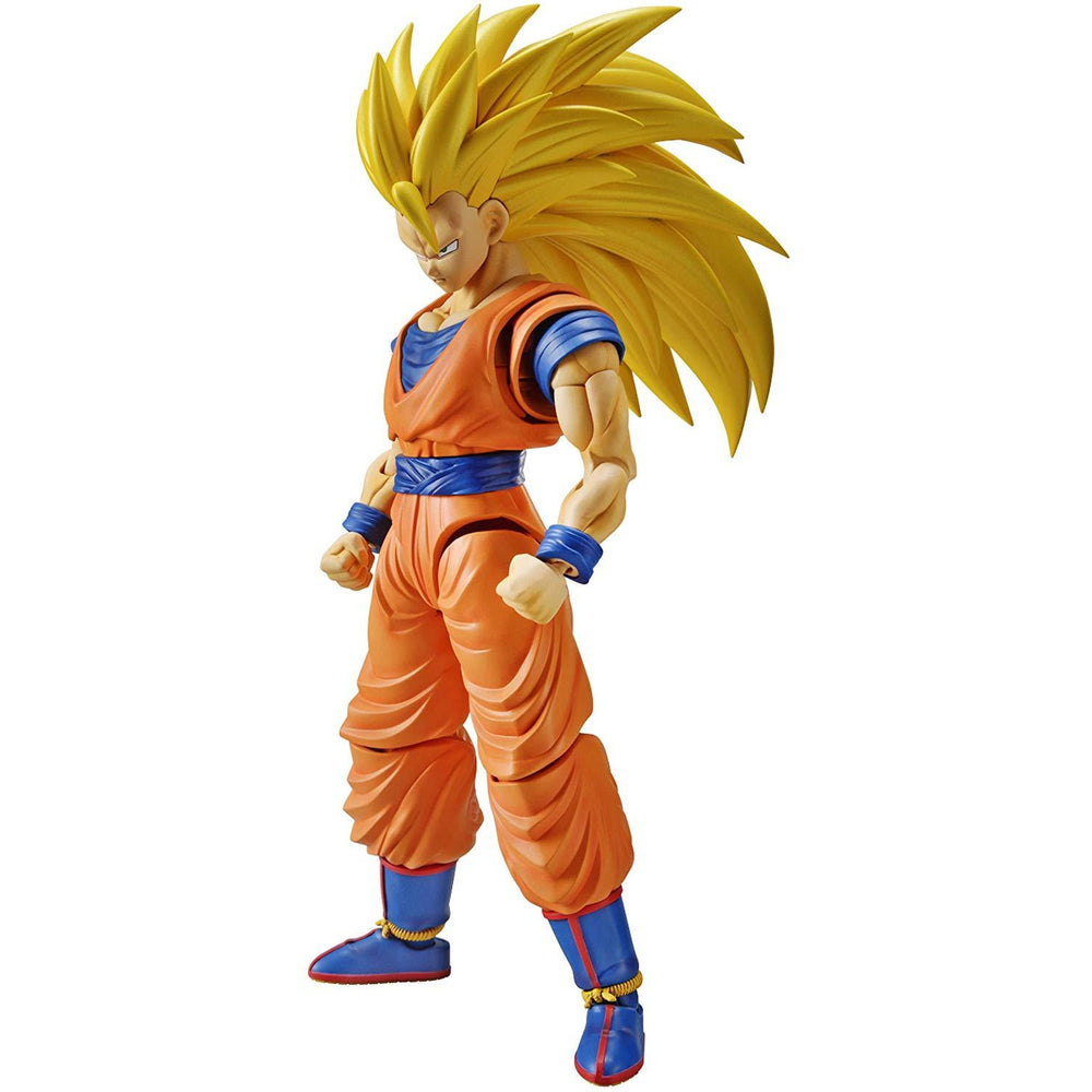 Bandai Dragon Ball Z Super Saiyan 3 Son Goku Figure-rise Standard Model Kit