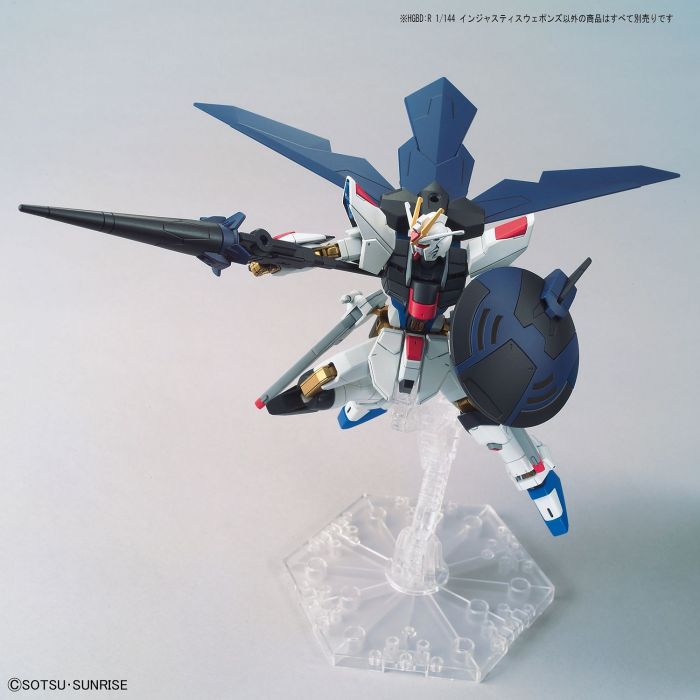 Bandai Spirits Gundam Build Divers Injustice Weapons HG 1/144 Model Kit | Galactic Toys & Collectibles