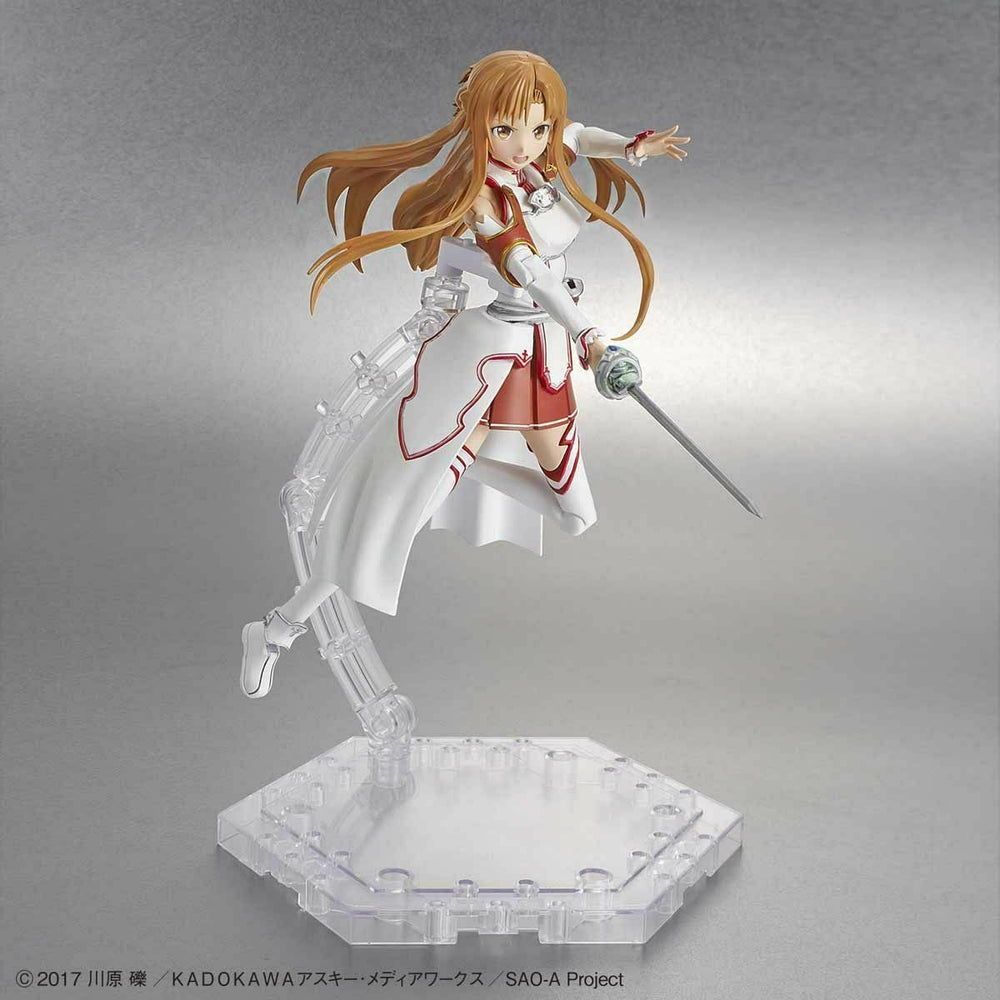 Bandai Figure-Rise Sword Art Online Asuna Figure Model Kit | Galactic Toys & Collectibles