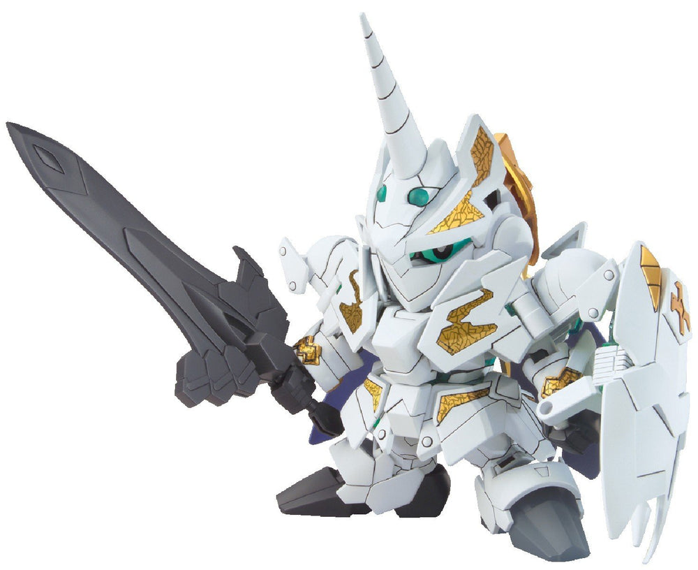 Bandai Hobby Legend BB #385 Knight Unicorn Gundam SD Model Kit | Galactic Toys & Collectibles