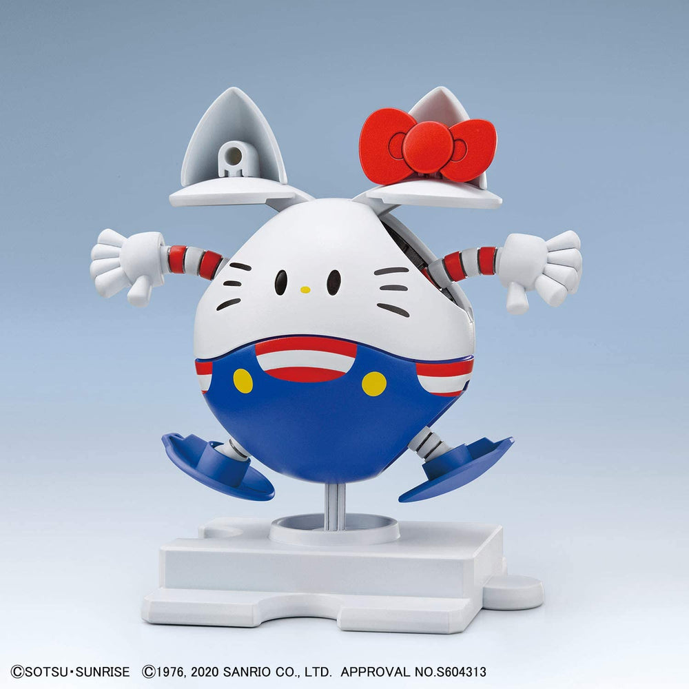 Bandai Hobby Haropla Hello Kitty x Haro Gundam Model Kit | Galactic Toys & Collectibles
