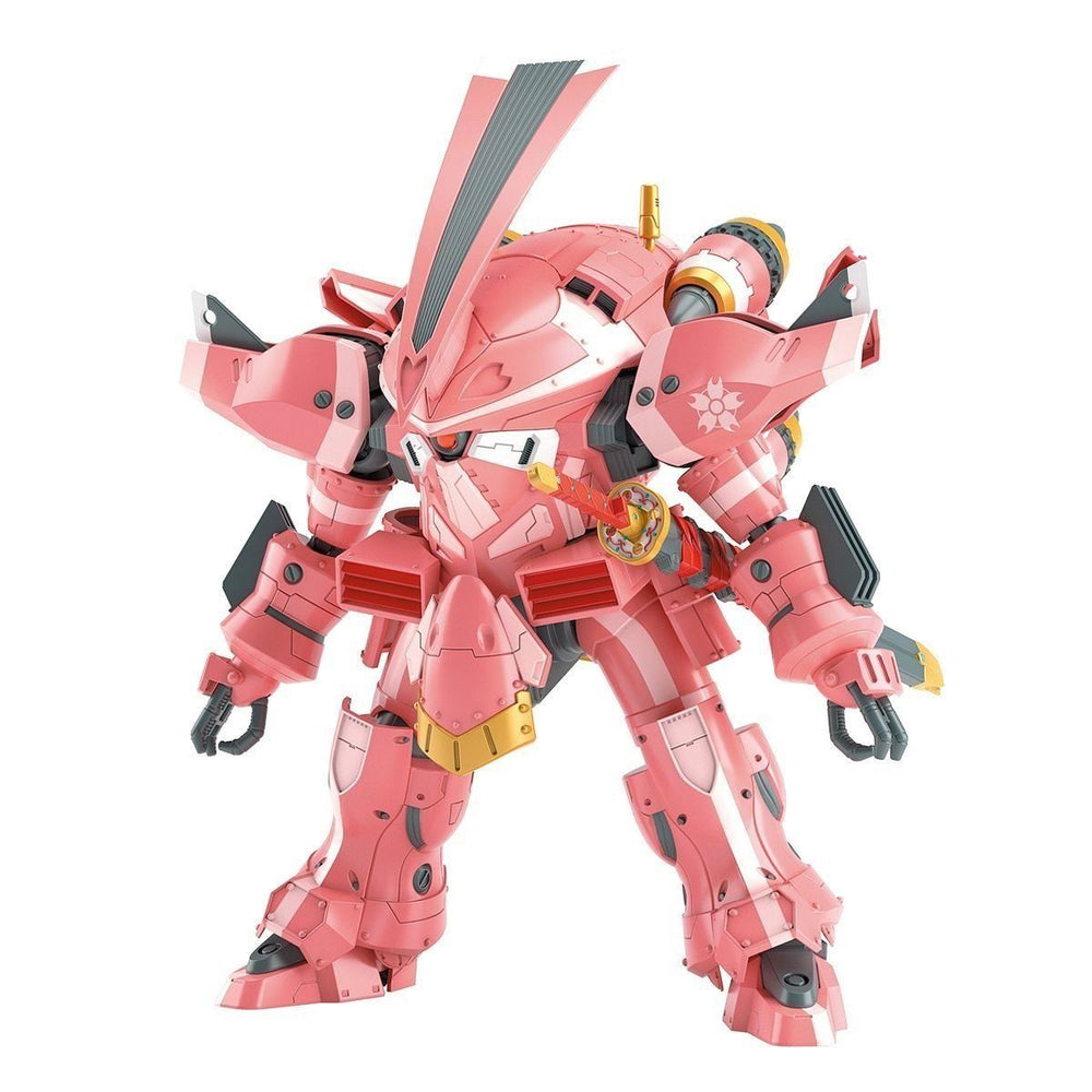 (MARCH 2021 PRE-ORDER) Bandai Project Sakura Wars Spiricle Striker Shiseiobu Sakura Amamiya Type HG 1/24 Model Kit