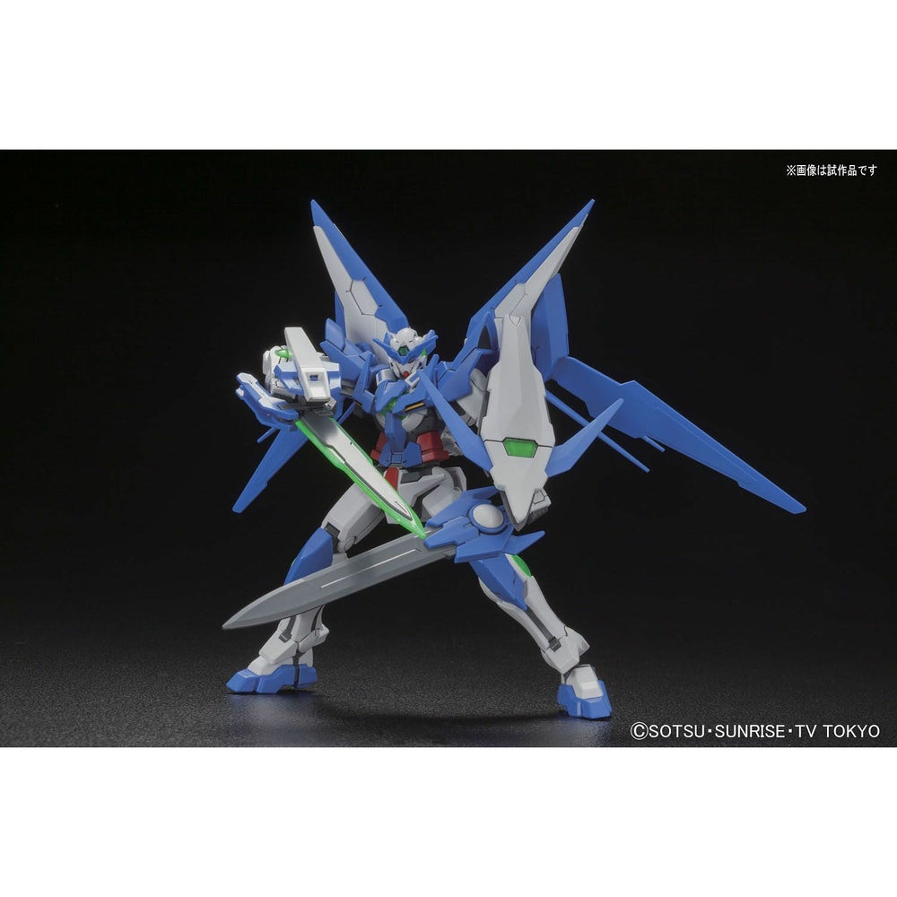 Bandai Hobby Build Fighters #16 HGBF Gundam Amazing Exia HG 1/144 Model Kit