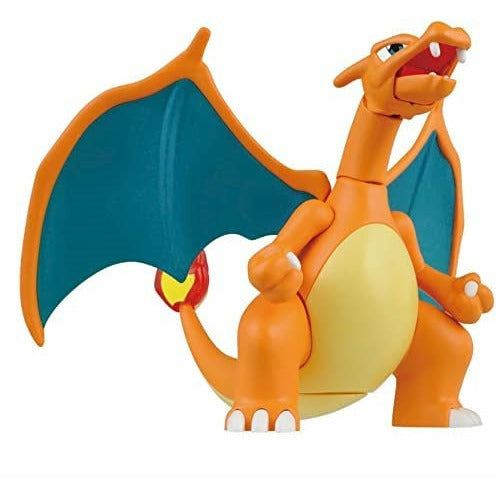 Bandai Hobby Pokemon Plamo Charizard & Dragonite Figure Model Kit