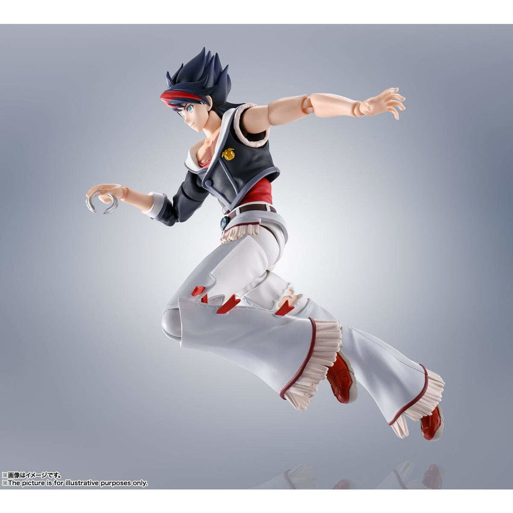 (PRE-ORDER Expected July 2021) Bandai Spirits S.H. Figuarts Back Arrow Figure Statue