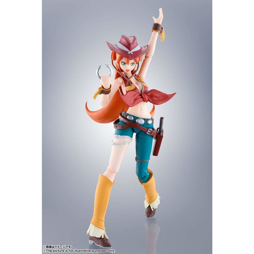 (PRE-ORDER Expected August 2021) Bandai Spirits S.H. Figuarts Back Arrow Elsha Lean Figure Statue