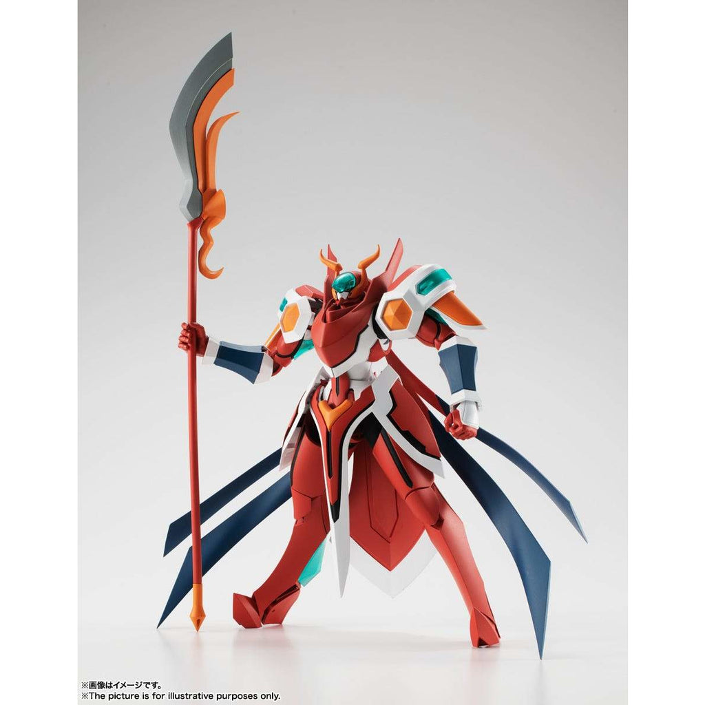 (PRE-ORDER Expected July 2021) Bandai Spirits The Robot Spirits Back Arrow Briheight: Gigan (Side BH) Figure