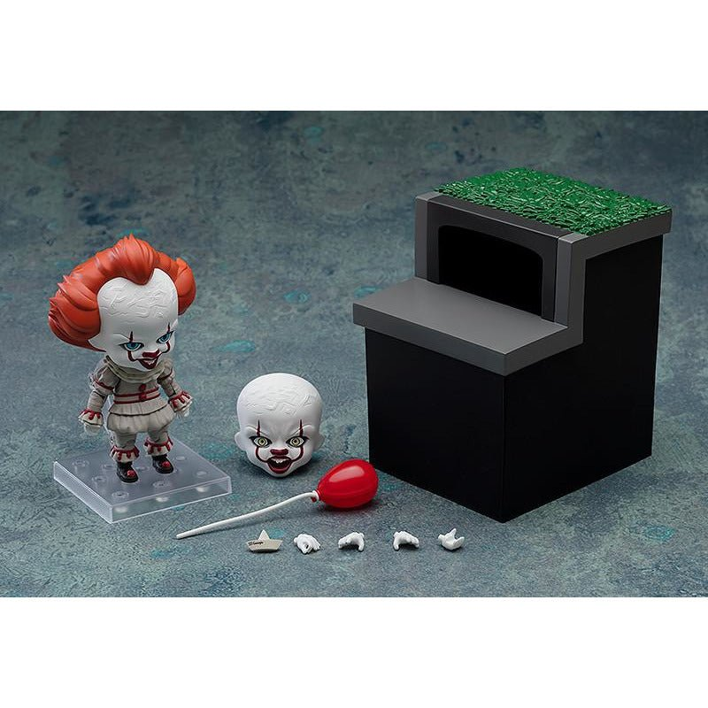 Good Smile IT Pennywise Nendoroid Action Figure