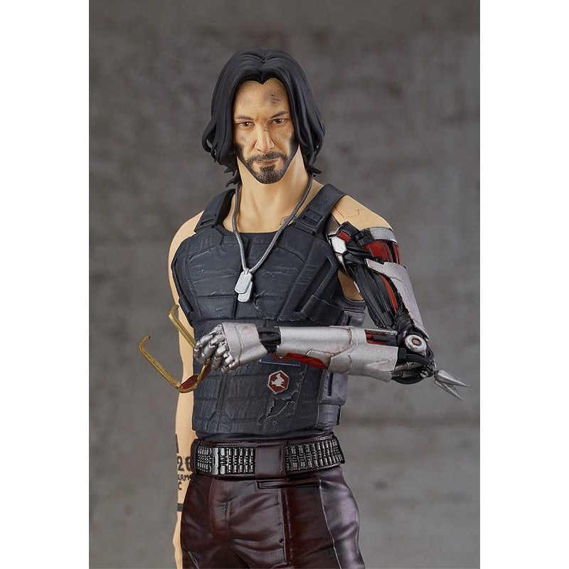 Good Smile Pop Up Parade Cyberpunk 2077 Johnny Silverhand Figure Statue (PRE-ORDER: April 2021)