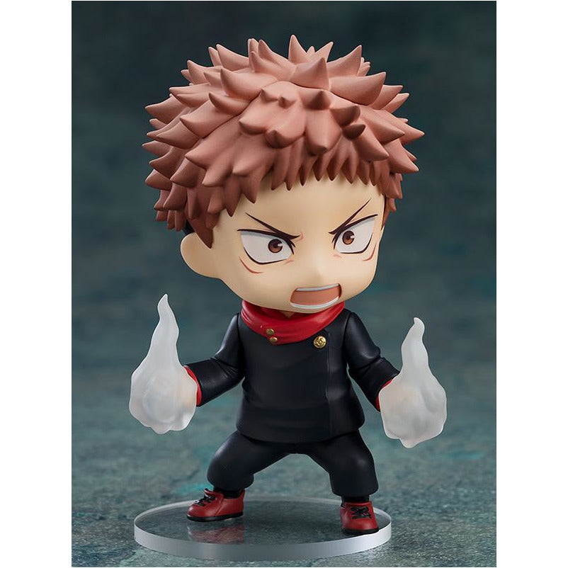 Good Smile Jujutsu Kaisen Yuji Itadori Nendoroid Action Figure (PRE-ORDER: May 2021)