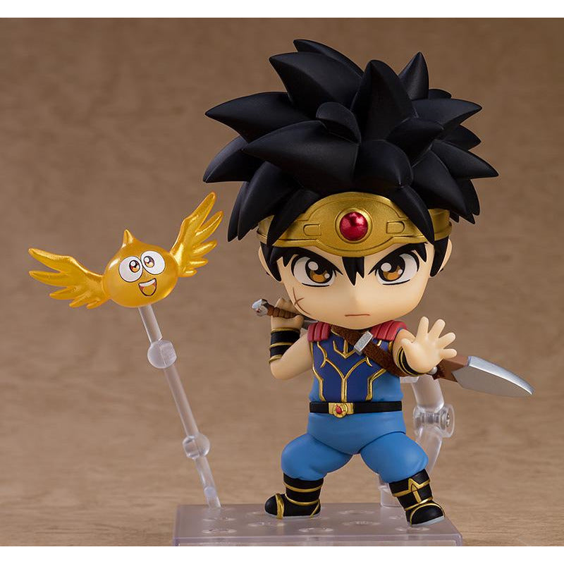 (PRE-ORDER: December 2021) Good Smile Dragon Quest: The Legend of Dai Dai Nendoroid