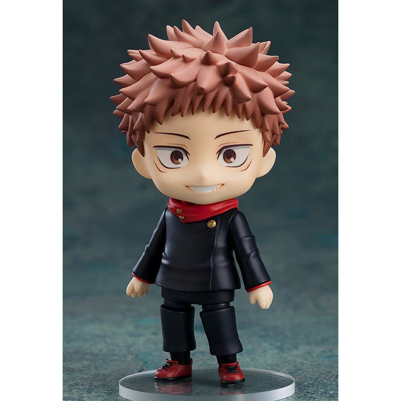 (PRE-ORDER Expected October 2021) Good Smile Jujutsu Kaisen Yuji Itadori (2nd Order) Nendoroid Figure