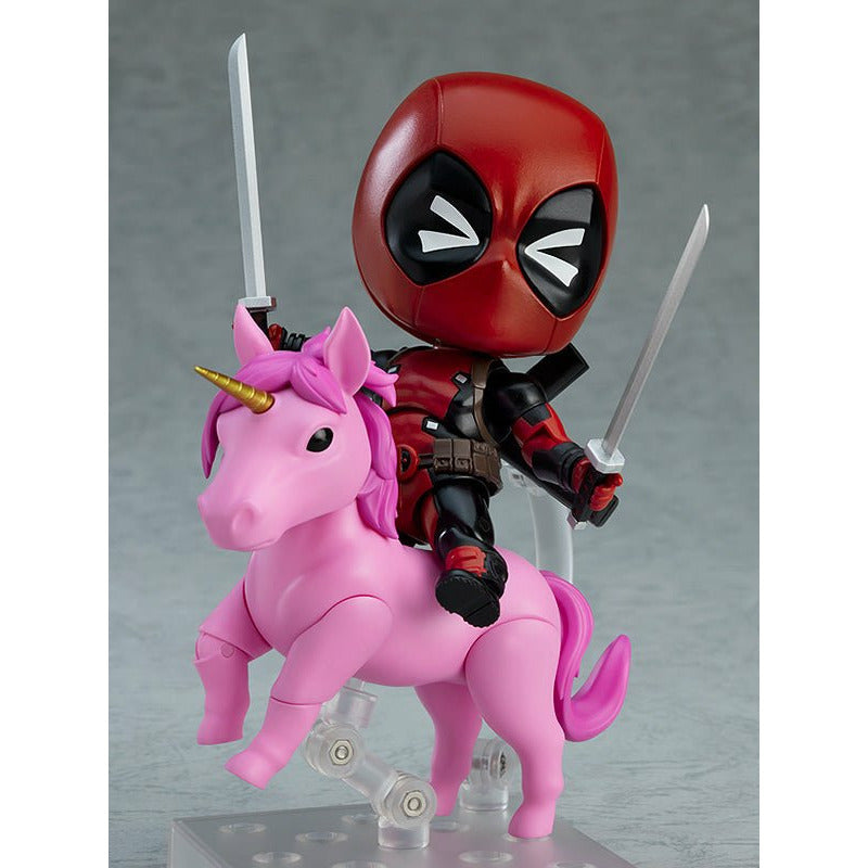 (PRE-ORDER Expected October 2021) Good Smile Deadpool DX Nendoroid