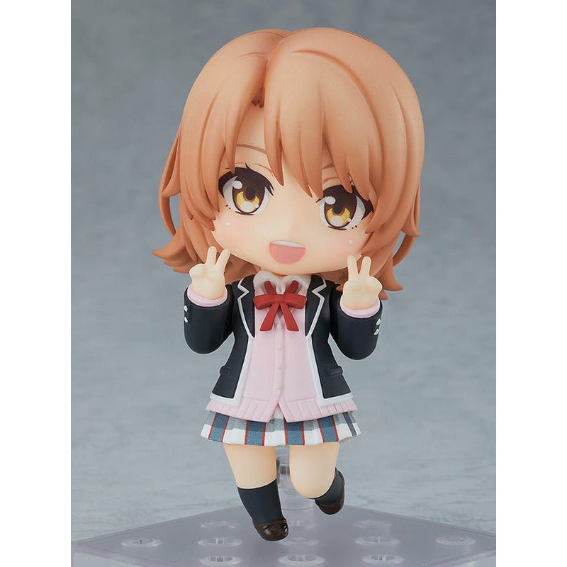 (PRE-ORDER Expected December 2021) Good Smile My Teen Romantic Comedy SNAFU Climax Iroha Isshiki Nendoroid Figure