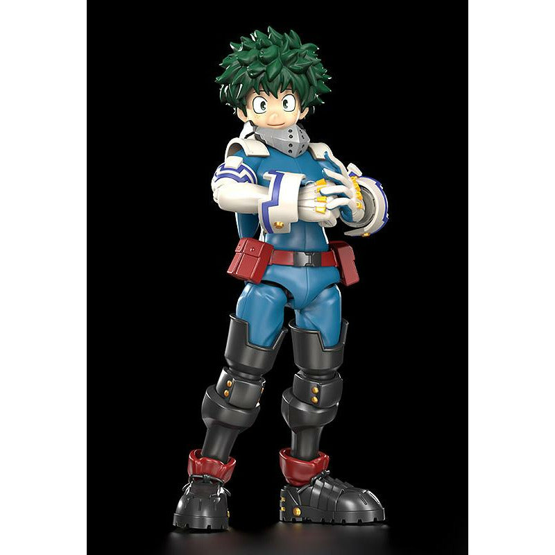 (PRE-ORDER Expected August 2021) Takara Tomy My Hero Academia Izuku Midoriya Moderoid Plastic Model Kit