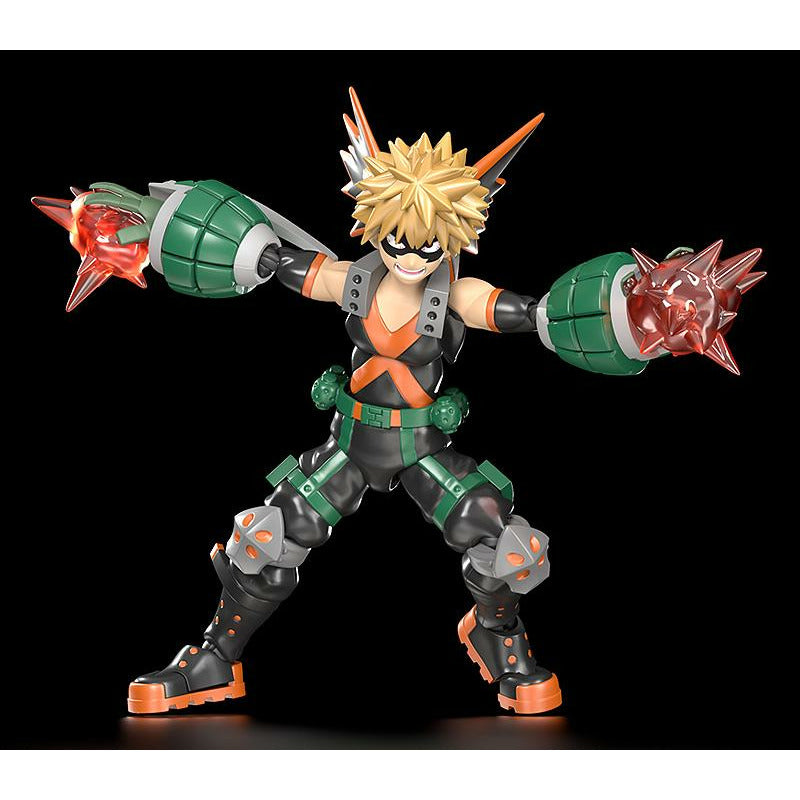 (PRE-ORDER Expected August 2021) Takara Tomy My Hero Academia Katsuki Bakugo Moderoid Plastic Model Kit