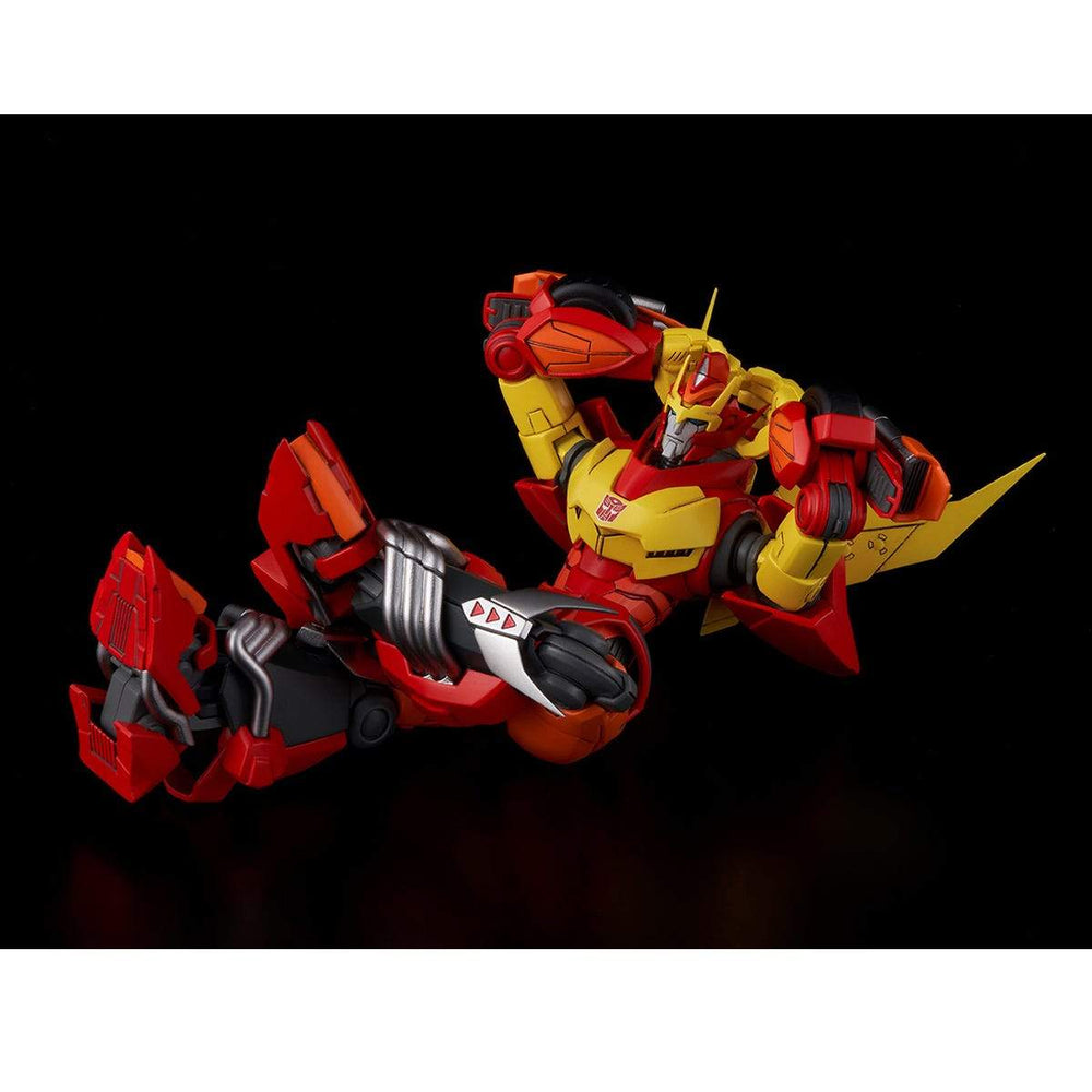 (PRE-ORDER Expected July 2021) Flame Toys Transformers Rodimus IDW Furai Plastic Model Kit