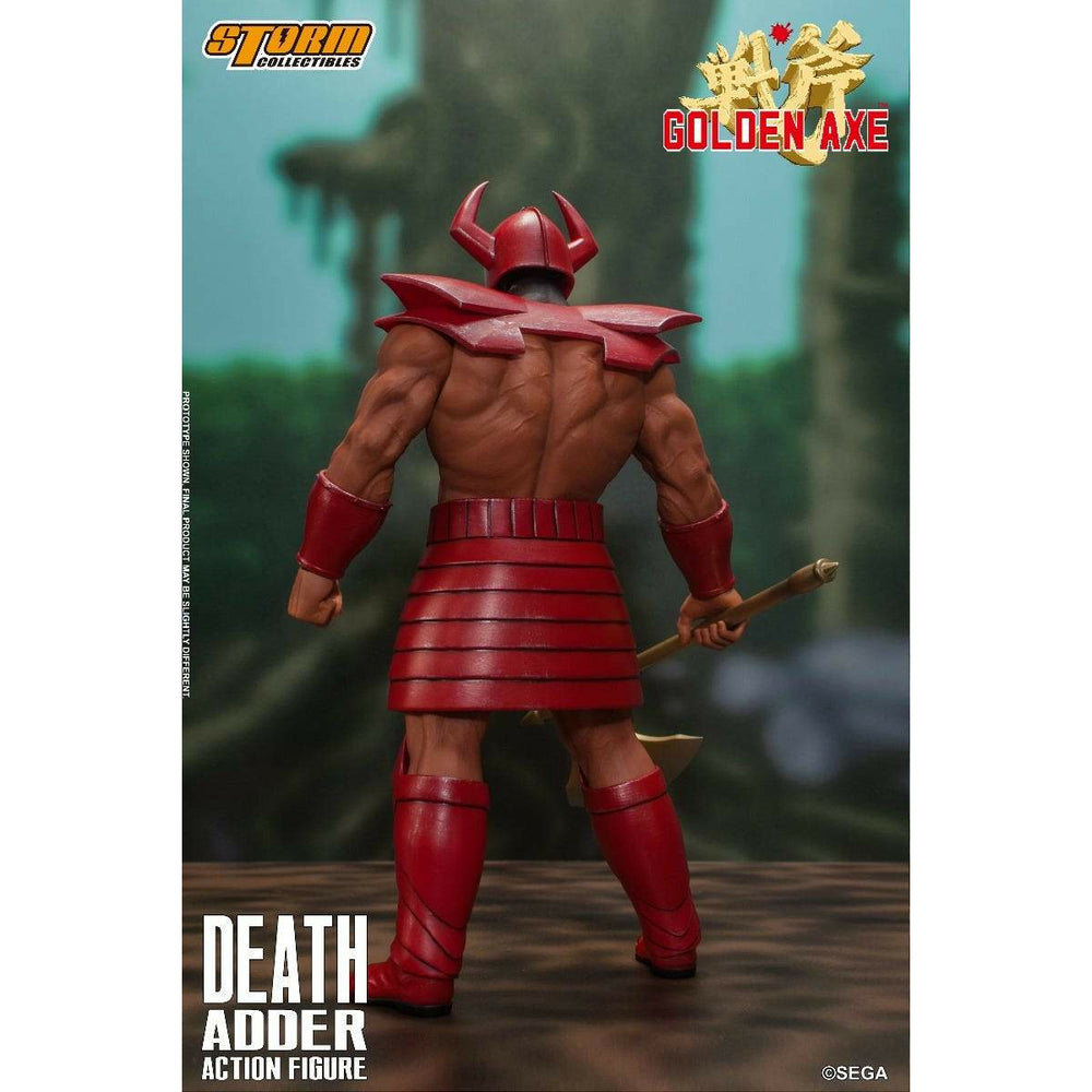 (PRE-ORDER: Expected May 2021) Storm Collectibles Death Adder Golden Axe 1/10 Scale Figure Statue