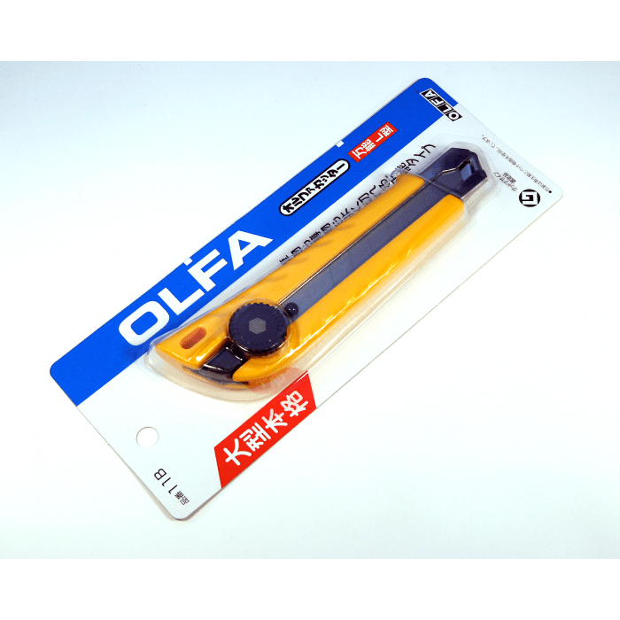 Olfa Cutter Type L 11B Snap-off Style Multi-Purpose Utility Knife