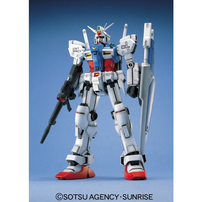 Bandai Hobby Mobile Suit Gundam RX-78 GP01 Gundam MG 1/100 Model Kit