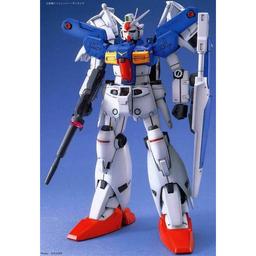 Bandai Hobby Gundam RX-78 GP01Fb GP01 Full Burnern MG 1/100 Model Kit